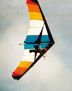 Birdman Cherokee hang glider