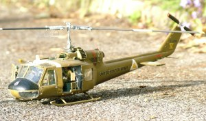 Photo of 1/35th scale Huey