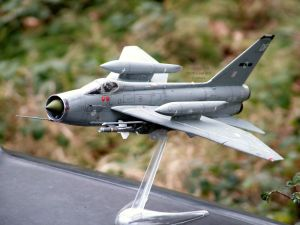 Airfix 1/48th scale BAC Lightning