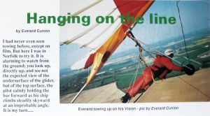 Hanging on the Line, Skywings (BHGA magazine) 1991