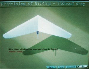 Hang Gliding Ground School (1991) screenshot