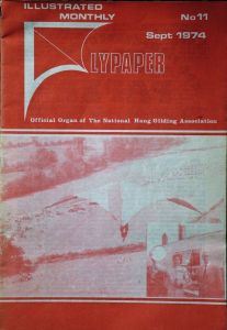 Cover of the Illustrated Monthly Flypaper, September, 1974