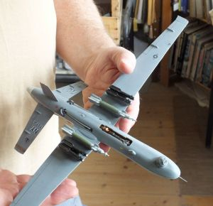 Revell 1/48th scale MQ-9