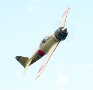 Tamiya 1/48th scale Mitsubishi A6M2 Zero