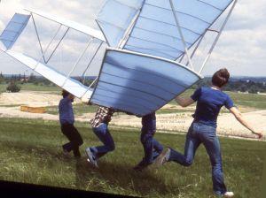 Launching the Icarus II