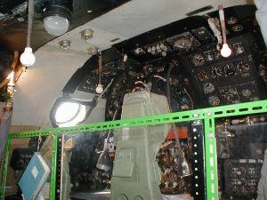Vulcan navigator's station