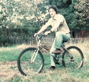 First mountain bike