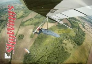 Hang gliding magazine cover
