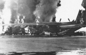 C-130s destroyed at Duc To on November 15th, 1967