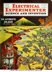 1918 magazine cover