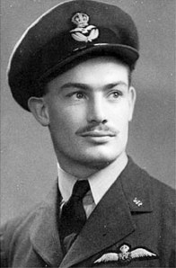 Photo of Flight Lieutenant Prendergast