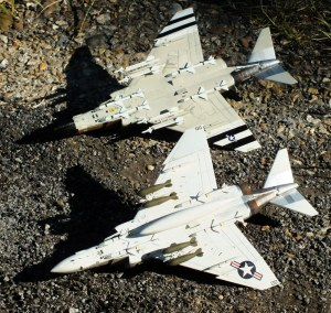 48th scale F-4 undersides