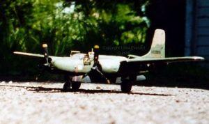 Airfix 1/72 scale Douglas A-26 Invader