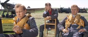 Polish RAF pilots depicted in the 1968 film The Battle of Britain