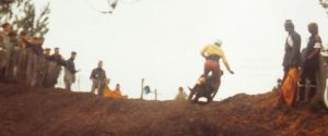 Motocross, Matchams Park, about 1974