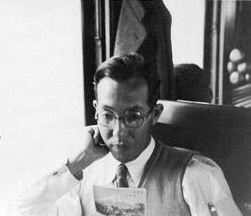 Jiro Horikoshi in October 1938