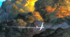 B-29s over Japan