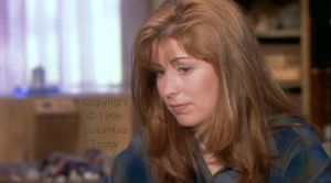 Dana Delany as Susan Barnes, the male lead's 'other half'