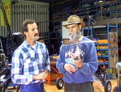 Gerard Thevenot and Bill Lishman