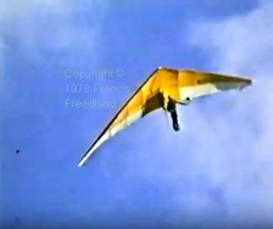 Although apparently unremarkable, the UP Comet revolutionised flex-wing hang glider design.