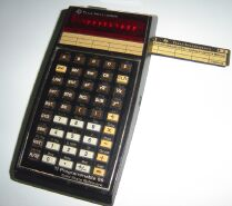 Programmable calculator (image from Wikipedia)