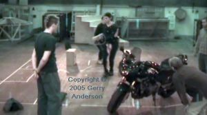 La folie: Live action motion capture