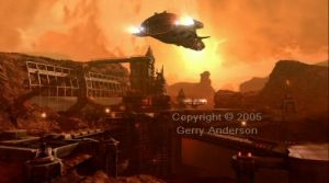 Back to Mars in episode 7 of series 2