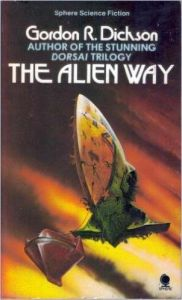 The Alien Way book cover