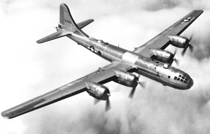 Boeing B-29 -- image from Wikipedia