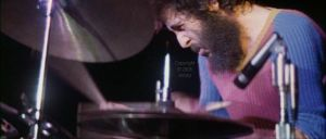 Ross Salomone of the rock band Madura