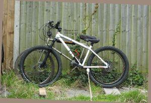Mountain bikes compared