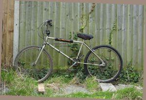 1982 Huffy High Country mountain bike