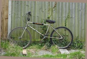 1982 Huffy High Country mountain bike