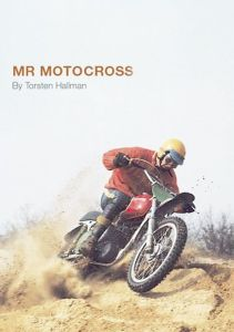 Book cover photo of Mr Motocross by Torsten Hallman