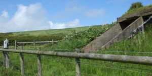 RAF Ringstead radar bunker