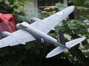 Airfix 1/24th scale De Havilland Mosquito