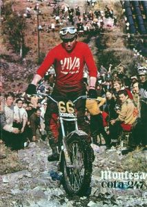 Trials riding in 1971