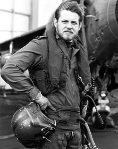 David Morgan in April 1982