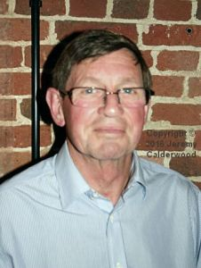David Morgan in 2016
