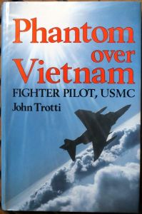 'Phantom over Vietnam' dust jacket