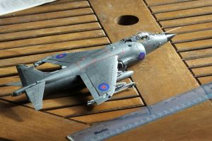 Kinetic 1/48th scale Sea Harrier FRS.1