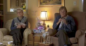 Still from Lars and the Real Girl, 2007
