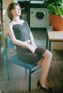 First photo of Rebecca Realdoll, taken in October 2000