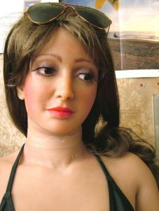 Rebecca Realdoll, taken in August 2005