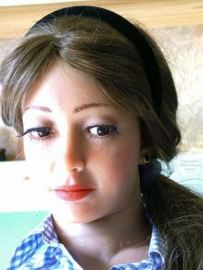Rebecca Realdoll in 2006