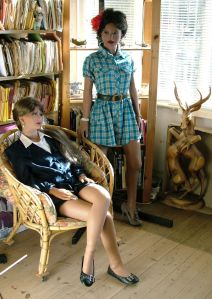 Rebecca and Lina Realdolls in 2012