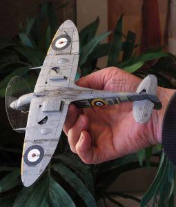 Airfix 1/48th scale Spitfire Vb