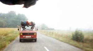 hang glider convoy