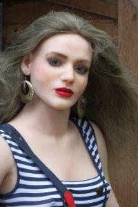 Faina Anatomical Doll in April 2019