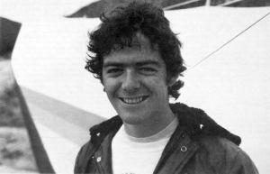 Bob England photo by John Zurlinden in 1982 or 83